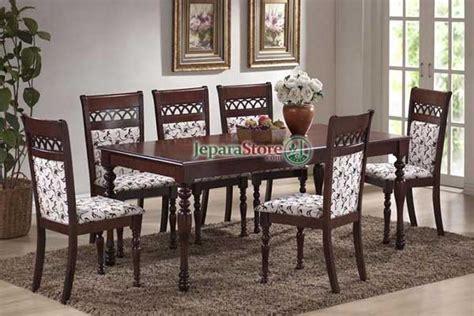 Pusat Kursi Seken Berkualitas set kursi makan bintaro jepara store toko mebel pusat furniture jati jepara