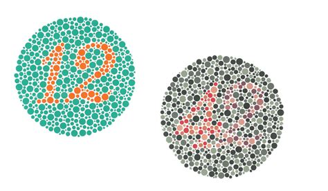 color vision ishihara colour blind book coloring page