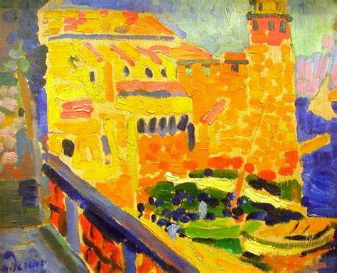 andre derain roofs of pintores y pinturas fauvistas taringa