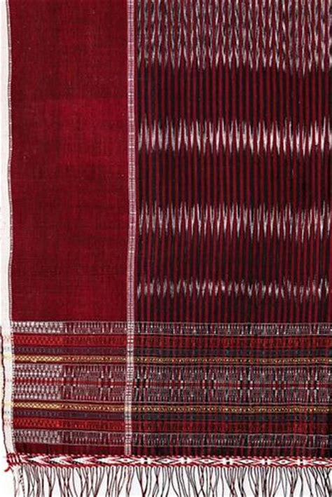 Ulos B rujjat ulos sumatra authentic fabrics of indonesia