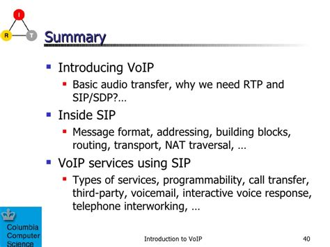 format audio voip introduction to voip using sip