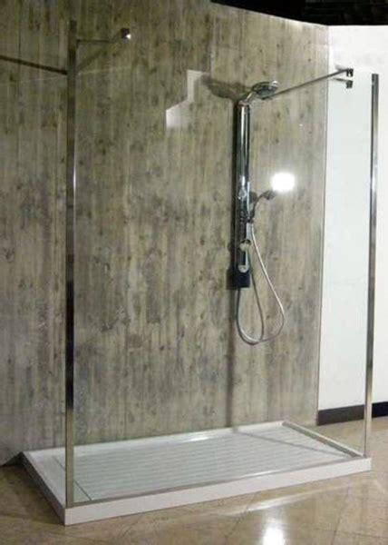 piatto doccia misure particolari piatto doccia in pietraluce 174 su misura universal technova
