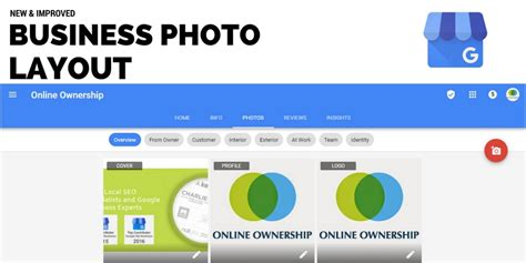 google layout online google business pages new photo layout manage photos