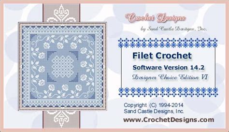 crochet pattern design software free crochet designs your home for filet crochet patterns and
