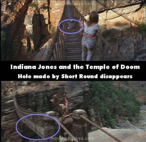 temple of doom quotes indiana jones and the temple of doom 1984 mistakes goofs and