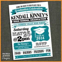 college graduation party invitations letter format mail