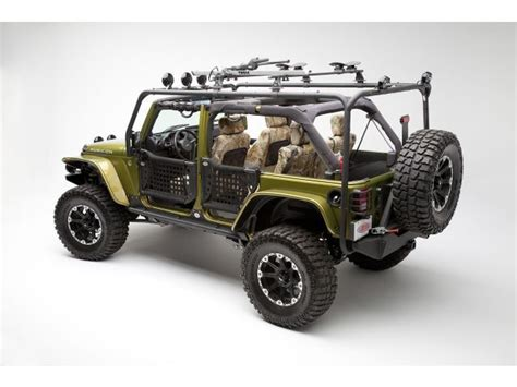 Armor Jeep Armor 4x4 Roof Rack Base Kit Saw One Of These