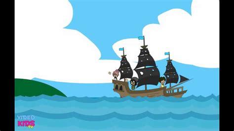 barco navegando animado un barquito chiquitito canci 243 n infantil completa con