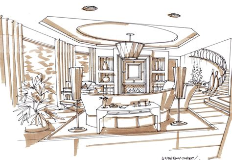 how to draw interior design a pretty fantastic article on what interior designers