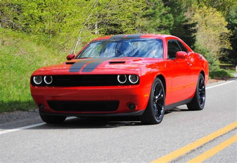 2016 Dodge Challenger by 2016 Dodge Challenger Sxt Plus Review Gtspirit