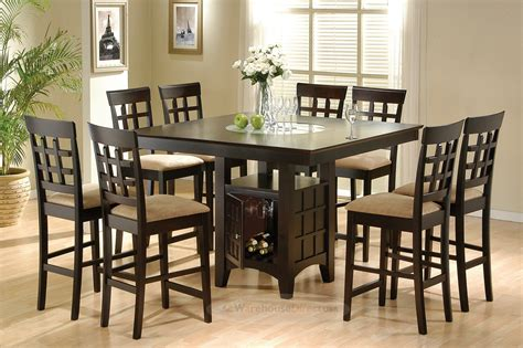 square dining table for 12 square dining table counter height table marble top