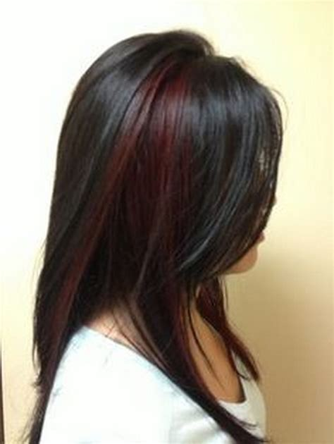 highlights hair over 50 50 stylish highlighted hairstyles for black hair