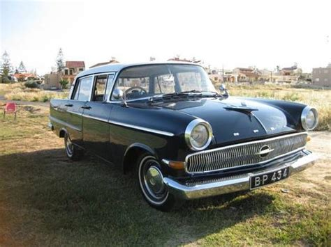 opel kapitan 1960 1960 opel kapitan flickr photo