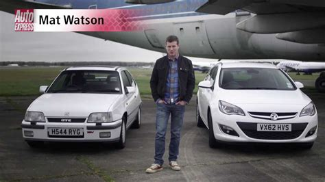 Opel Vauxhall by Vauxhall Opel Astra Gte Vs Vauxhall Opel Astra Sports