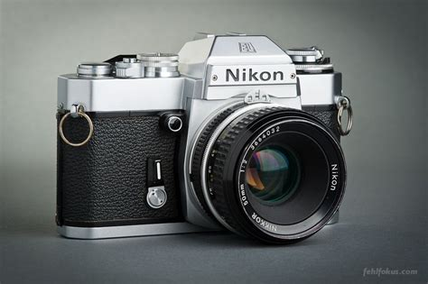 kamera nikon el2 objektiv nikkor 50 mm f 2 0 nikon classic cameras kamera