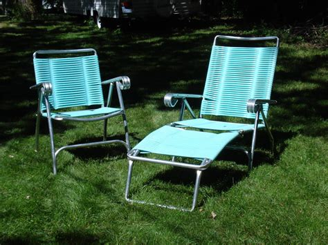 Yard Chair by Retro Lawn Chair And Lounge Erik G Warner