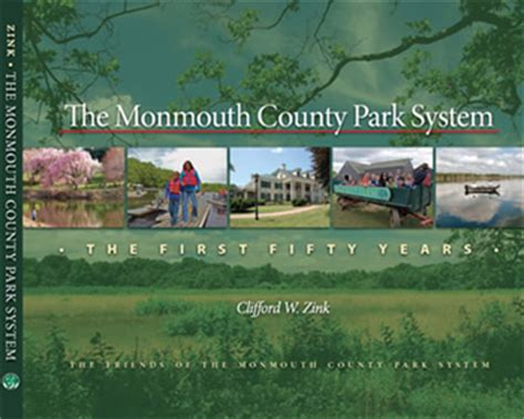 Monmouth County Open Records Monmouth County Park System About Us Park System History Book