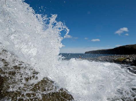 photographer jim richardson  capturing  waterfall