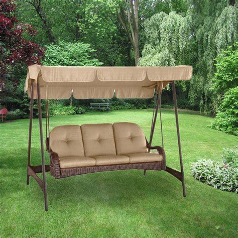 replacement canopy  azalea ridge  person swing