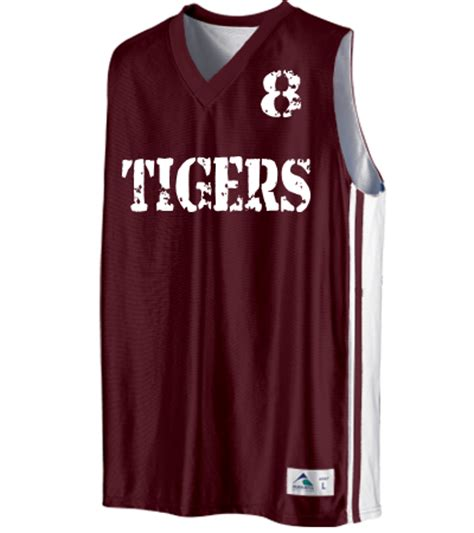 nba jersey design editor tigers basketball jersey design customplanet com