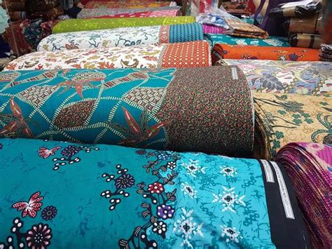 batik sarong pattern batik fabric tablecloths is an evidence of the creativity
