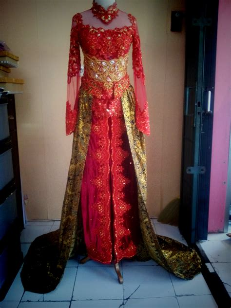 Kebaya Gaun Merah Pensiun Salon kebaya pengantin lihat dulu 98 kamu pasti suka