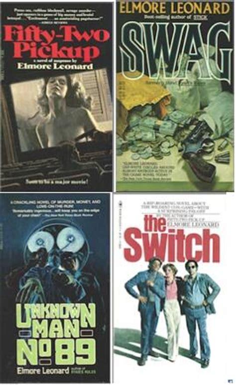 elmore leonard best book ed gorman s 4 elmore leonard novels from the 70s