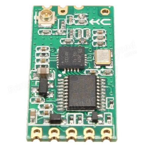Hc 11 Wireless Module 433mhz hc 11 433mhz wireless to ttl cc1101 module replace