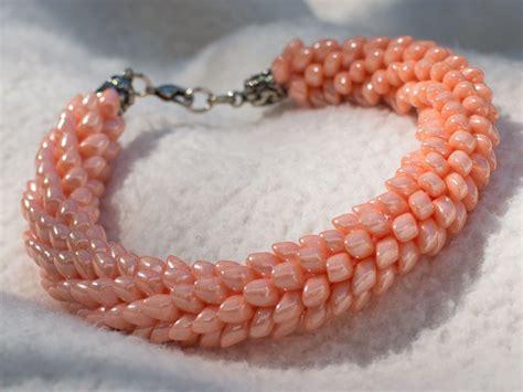 japanese bead bracelet japanese seed beaded bracelet kumihimo bracelet beaded