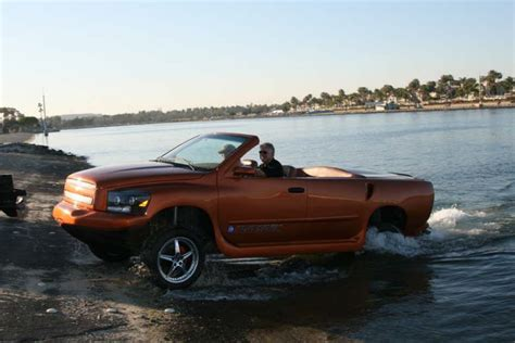 watercar python watercar python hibious vehicle photo gallery autoblog