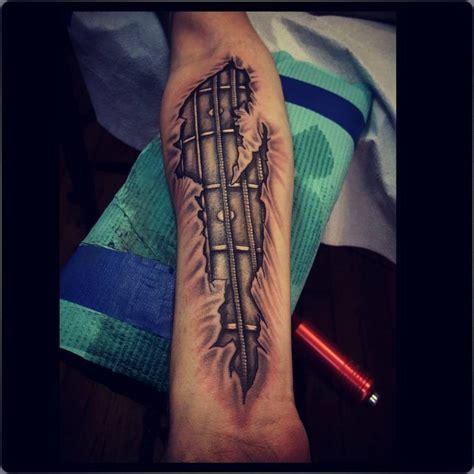 tattoo guitar body 21 best bass guitar tattoos images on pinterest guitar