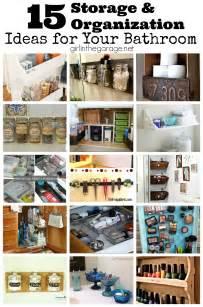 storage and organization 15 storage and organization ideas for your bathroom