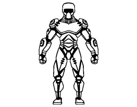 Tobot Y Coloring Pages by Coloriage De Robot Combattant Pour Colorier Coloritou