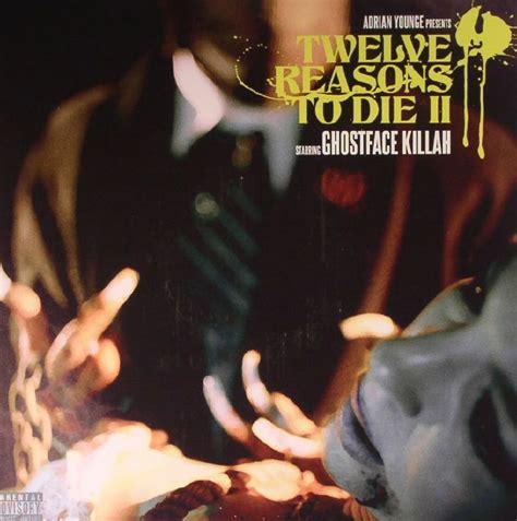 12 Reasons To Die Vinyl by Adrian Younge Ghostface Killah Twelve Reasons To Die Ii