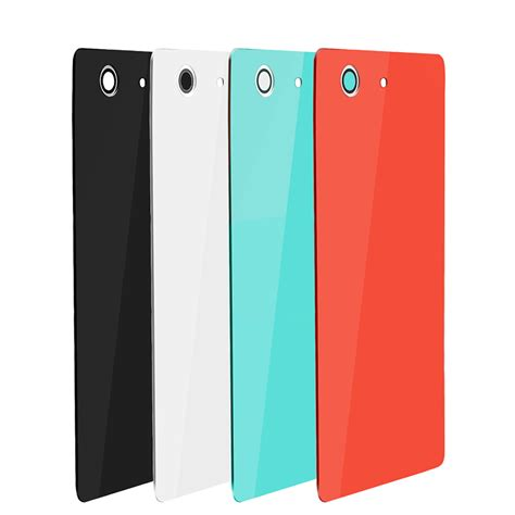 Sony Xperia Z3 Compact Z3 Mini Back Cover Belakang Murah battery back rear glass cover panel for sony xperia z3