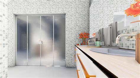 rivestimento bagno grigio rivestimento bagno moderno grigio e bianco casina