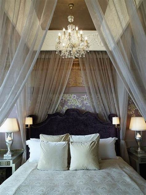 bed curtain ideas stunning romantic bedroom ideas white bed curtain design