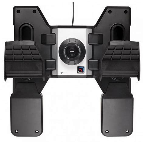Saitek Pro Flight Rudder Pedals saitek pro flight cessna rudder pedals pccomponentes