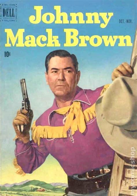 johnny mack brown  comic books