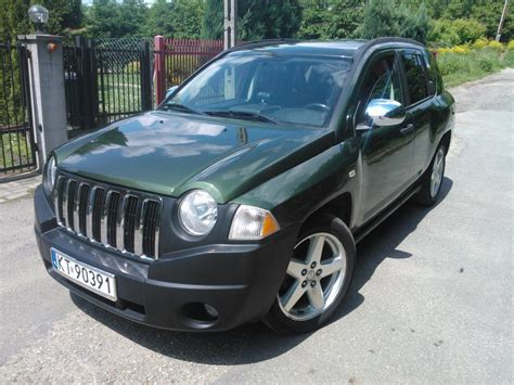 Jeep Compass 2 0 Crd Jeep Compass 2 0 Crd 4x4 Diesel Zdjęcie Na Imged