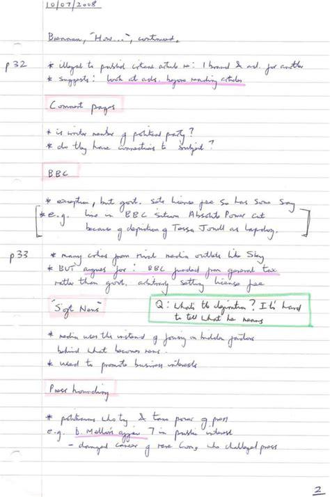 note making styles skills hub university of sussex