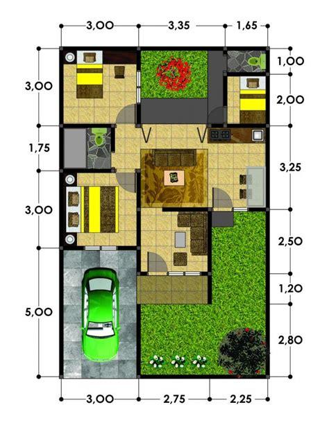 rumah dijual rumah minimalis gaya moderen 3 menit dari kus umy