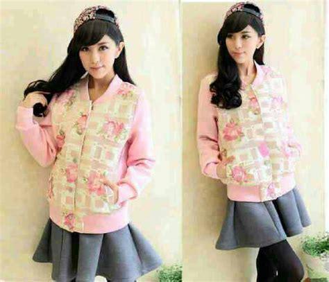 Jaket Wanita Bunny Pink Jaket Lucu Jaket Murah Berkualitas jaket wanita pink cantik lucu model terbaru murah