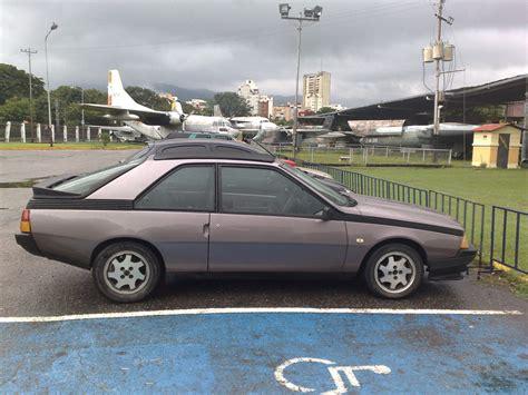 1984 Renault Fuego Pictures Cargurus