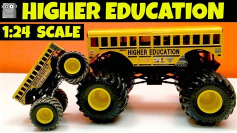 1 24 scale jam trucks higher education 1 24 scale jam truck grave digger