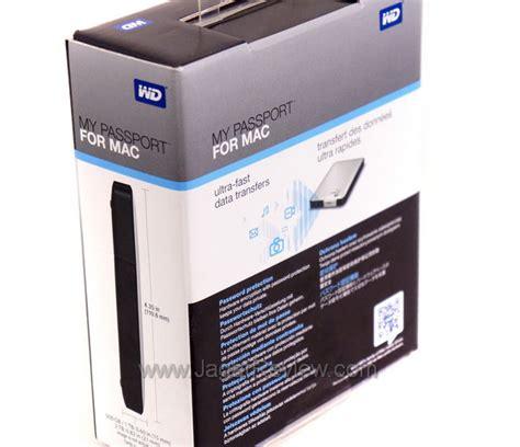 Hardisk Ssd Untuk Mac review wd my passport for mac disk eksternal kecil