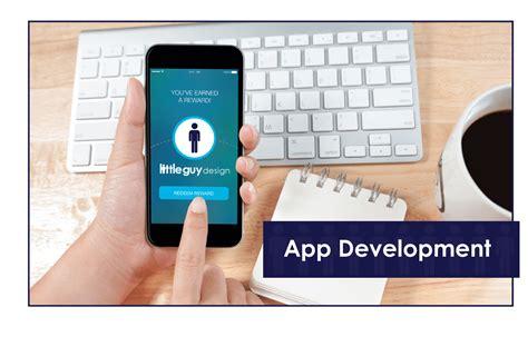 app design and development omaha mobile app development little guy design