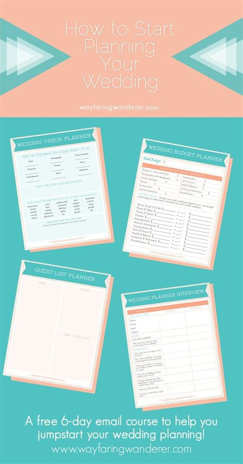 wedding planner printable sheets free 1000 images about wedding wonderfulness on pinterest