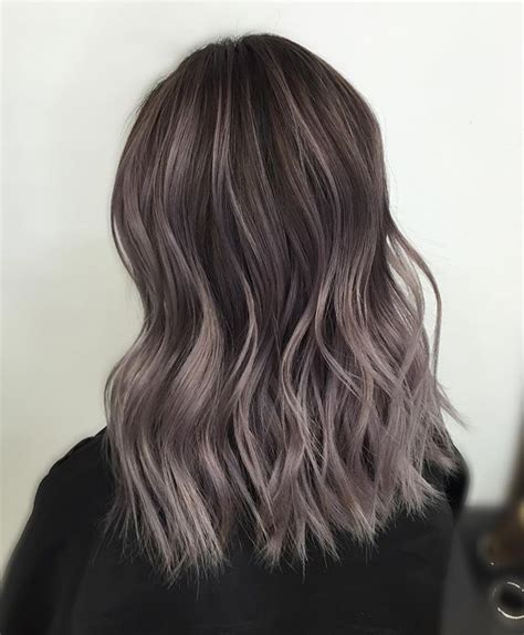 image result for heather ash grey hair colour image result for asian ash brown balayage grey hair