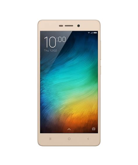 Xiaomi Redmi 3s 3 32gb Gold xiaomi redmi 3s dualsim 32gb lte gold buy in